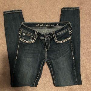 L.A. Idol Skinny Jean